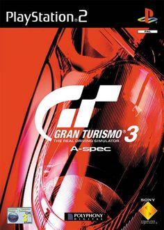Gran Turismo 3 A-spec (Mega Hits! Playstation 2, Xbox, Juegos Ps2, Sega Mega Drive, Video Game Collection, Gaming Station, Used Video Games, Sega Dreamcast, Old Games