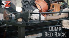 Seizmik Dump Bed Rack for Polaris Rangers