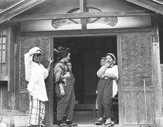 1950. Japan. Rural women