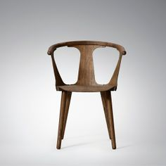 AndTradition - In between Chair - smokes oak