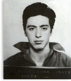 YOUNG JOHN GOTTI MUG SHOT COLOR 8x10 GLOSSY PHOTO REPRINT GREAT MAFIA WALL ART