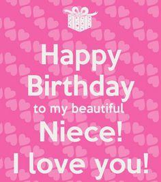 Happy Birthday Niece – Birthday Wishes, Messages, Images Happy Birthday Niece Wishes, Birthday Cards For Niece, Birthday Blessings, Birthday Wishes Cards, Happy Birthday Messages, Happy Birthday Quotes, Happy Birthday Images, Birthday Greetings, Birthday Ideas