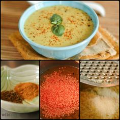 Vegan Coconut Spicy Soup! ...check out the recipe!