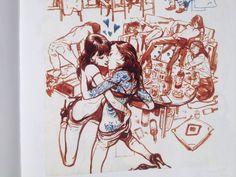 Amazon.fr - Sketchbook 2013 - Kim Jung Gi - Livres