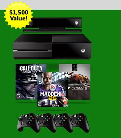 Enter To Win An XBOX One Gaming System! Package Retail Value $1500! http://reviewsbypink.com/enter-to-win-an-xbox-one-gaming-system-package-retail-value-1500/?utm_campaign=coschedule&utm_source=pinterest&utm_medium=Savvy%20Style%20(Other%20Stuff)&utm_content=Enter%20To%20Win%20An%20XBOX%20One%20Gaming%20System!%20Package%20Retail%20Value%20%241500!