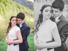 Nick & Bree   Spring Hollow Bridals   Kylee Ann Photography   Logan Utah Wedding Photographer   Bridal Poses