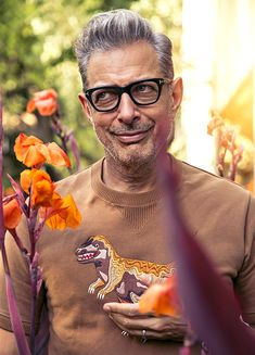 sexyolddudes: Jeff Goldblum By Randall Slavin for The Gentleman's Journal via Beautiful Men, Beautiful People, Interesting Faces, Famous Faces, Pretty People, Movie Stars, Actors & Actresses, Gentleman, Handsome