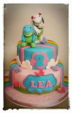 Koek Manado, 2nd Birthday, Birthday Parties, Fruit Salads, Toe Nails, Cake Ideas, Party Themes, Birthdays, Desserts