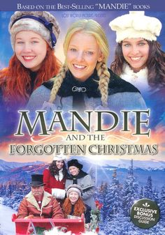 Mandie and the Forgotten Christmas With Kelly Washington, Amanda Waters, Joanna Daniel, Glennellen Anderson. While visiting her school's forbidden attic, Mandie stumbles upon the mystery of a long forgotten Christmas. Family Christmas Movies, Hallmark Christmas Movies, Hallmark Movies, Christmas Music, Holiday Movies, Xmas Movies, Christmas Poster, Family Movies, Christmas Videos