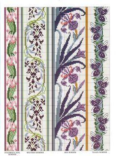 Gallery.ru / Art Nouveau Cross Stitch105.jpg - Art Nouveau Cross Stitch - lilkaaa