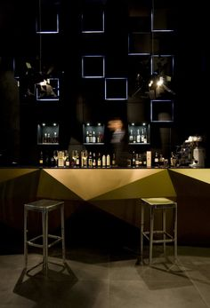 INKIOSTRO Restaurant / Studio Nove  A2C