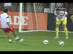 Benfica Pregame Goalkeeper Warm Up - YouTube