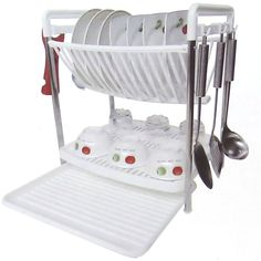 Oshi.pk is bringing a deal of Solid and Durable Multifunctional Dish Rack in such low and affordable price which you'll not get in Pakistan. So what are you waiting for? Come and get this deal only at Oshi.pk!