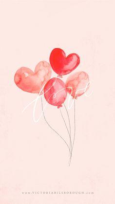 Free Valentine's Day Wallpapers | www.victoriabilsborough.com