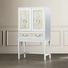 Newhaven Bar Cabinet with Wine Storage