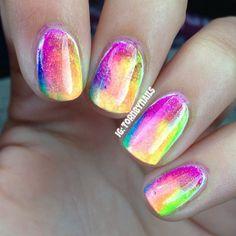 tornbynails #nail #nails #nailart
