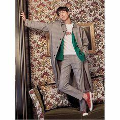 others – star media :: Park Bo Gum :: / page 5 Korean Celebrities, Korean Actors, Park Bo Gum Wallpaper, Park Go Bum, Human Poses Reference, Korean People, Kdrama Actors, New Look, Dressing