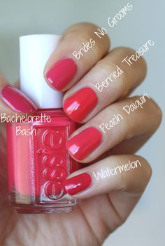 Essie Berried Treasure (Summer 2016 Viva Antigua) ; 6/1/16