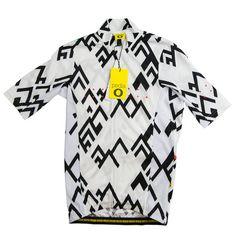 Peaks Jersey Black & White - Pedla