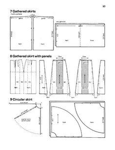 Metric Pattern Cutting Английский крой - Ирина Владимирова - Álbuns da web do Picasa