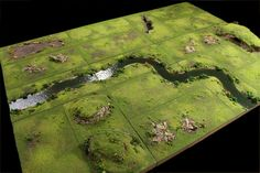 1000 Foot General: Making Terrain Boards Part 1: Planning