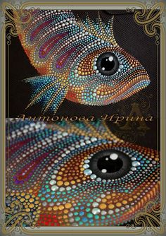 Pin by anne law on mandala Dot Art Painting, Mandala Painting, Mandala Art, Stone Painting, Deco Ethnic Chic, Mandala Rocks, Indigenous Art, Fish Art, Aboriginal Art