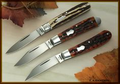 T.A. Davison Custom Knives