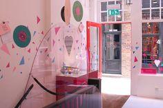 143 shop interior, London