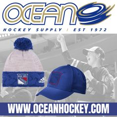 Browse our extensive selection of hockey sticks and skates, among much more hockey gear online or at our store location. Nhl Apparel, Hockey Gear, New York Rangers, Skate, Crochet Hats, Shirts, Knitting Hats, Dress Shirts, Shirt