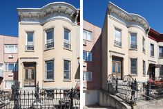 This classic yellow brick Bedford Stuyvesant townhouse is waiting for your…