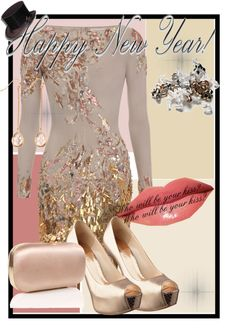 """""""New Years 2012"""" by heavenlyheather on Polyvore"""