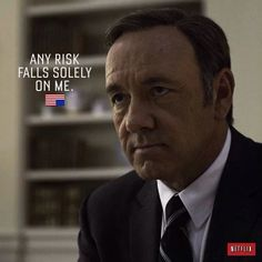 House of Cards - Frank Underwood