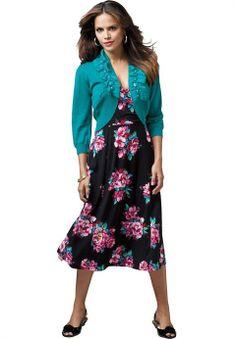 7a86790122b 2017 Tea length plus size dresses under 30 dollars