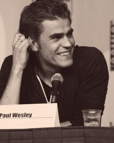 Oh that smile ;)
