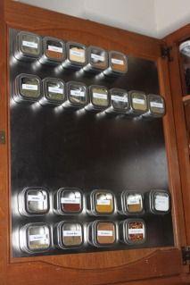 magnetic cabinet doors