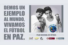 Gobierno lanza plan contra la violencia en el fútbol