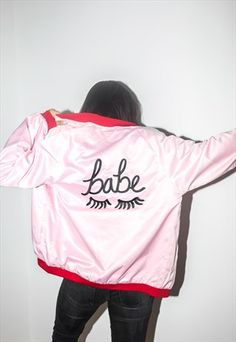 THE BABE JACKET -THESTYLECLUB