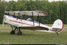 Stampe-Vertongen SV-4A aircraft picture