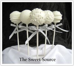 Ideas Cake Pop Favors For Baptism Favors Baptism Cake Pops Made To Order Baptism Christening First Communion Confirmation 1 Dozen 38 Cake Pop Supplies Hobby Lobby. Winter Wedding Favors, Edible Wedding Favors, Wedding Desserts, Cakepops, Baptism Cake Pops, Baptism Favors, Mini Cakes, Cupcake Cakes, Cake Pop Favors