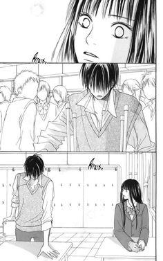 Manga Kimi Ni Todoke cápitulo 1 página RY-cap.01_11-Hane-no-Akari.jpg