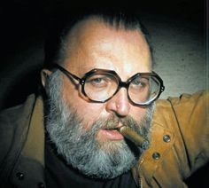 """Sergio Leone was an Italian film director, producer and screenwriter most associated with the """"Spaghetti Western"""" genre."""
