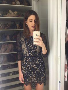 renda vestido de festa / Wishlist + look do dia: descobrindo a fast fashion online UPOP! - Garotas Estúpidas - Garotas Estúpidas