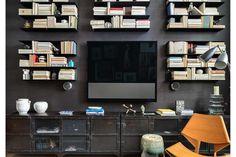 Living Design - Inspire-se loft cool que combina elegância com detalhes tribais