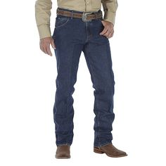 Wrangler Men's Cool Vantage Regular Jeans (Size: