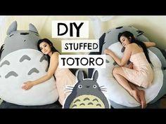DIY TOTORO PLUSHIE | sew&tell - YouTube