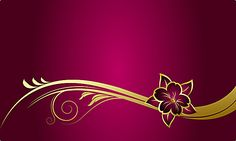 Gold pattern on red flowers background material Birthday Background Images, Wedding Background Images, Wedding Invitation Background, Banner Background Hd, Flower Background Wallpaper, Leaf Background, Flower Backgrounds, Background Patterns, Bling Wallpaper