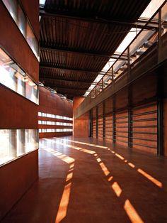 Gallery of Curno Public Library and Auditorium / Archea Associati - 17