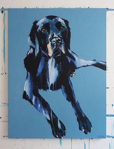 DOG COMMISSIONS – Anya Brock