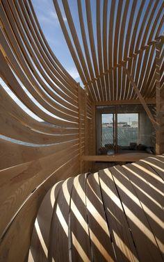 Modern architecture house #DesignSnob #SixtyColborne