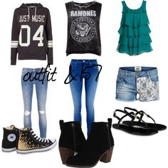 """""""outfit &157"""" by danielacarrasco467 on Polyvore"""